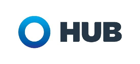 Salute BC Platinum Sponsor logo for HUB