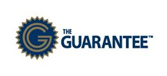 Logo for the guarantee