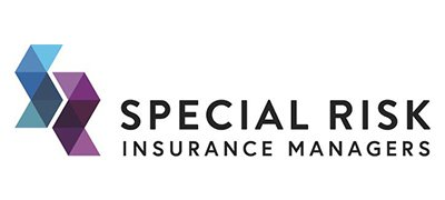 Special risk insurance managers logo, they are a gold sponsor for the 2018 Salute BC gala