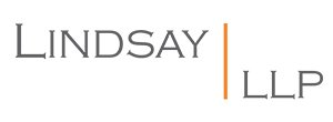 Logo for Lindsay LLP a silver sponsor for the 2018 Salute BC Gala